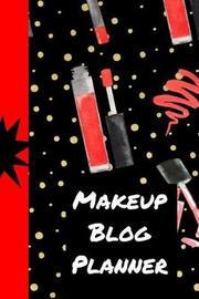Makeup Blog Planner by Emily Scott