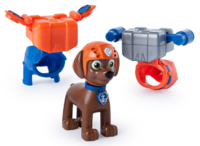 Paw Patrol: Action Pack Pups - Multi-Pack Zuma image