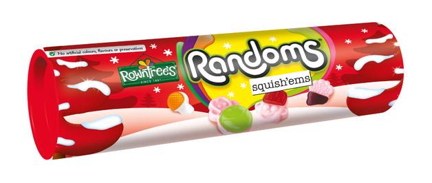 Rowntree Randoms Squish'ems Giant Tube (100g)