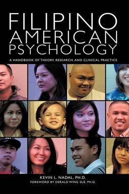 Filipino American Psychology by Ph.D. Kevin L. Nadal image