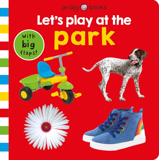 Let'S Play at the Park by Roger Priddy