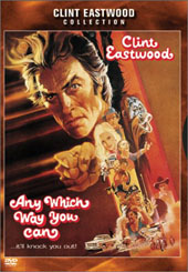 Any Which Way You Can (NTSC) on DVD