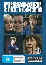 Prisoner - Cell Block H: Vol. 26 - Episodes 401-416 (4 Disc Set) on DVD