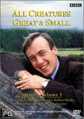 All Creatures Great & Small - Season 1 - Vol 1 (3 Disc Set) on DVD