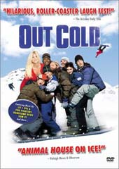 Out Cold on DVD