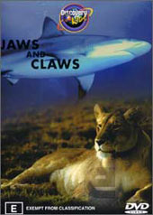 Discovery Channel - Jaws And Claws (2 Disc Set) on DVD