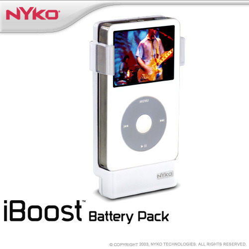 Nyko IBoost Battery Pack for