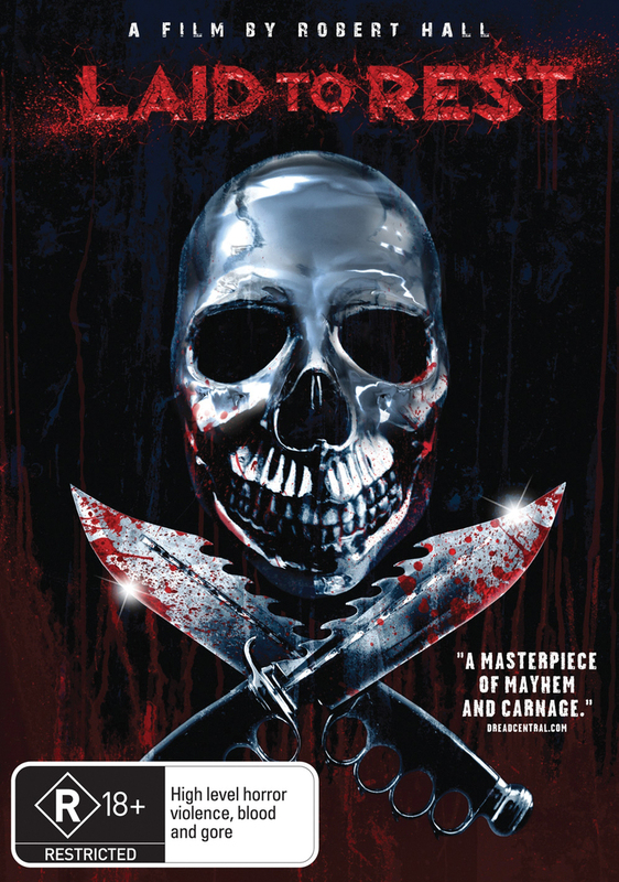 Laid to Rest on DVD