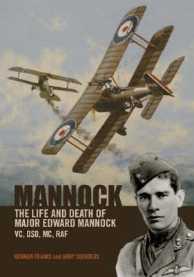 Mannock by Norman Franks