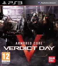 Armored Core: Verdict Day for PS3