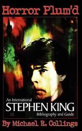 Horror Plum'd by Michael Collings