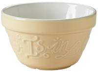 Mason Cash Bake My Day Pudding Bowl - Yellow (14cm)