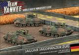 Flames of War: Team Yankee Jaguar Jagdpanzer Zug (x3)
