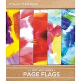 Page Flags - Light And Water