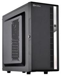 SilverStone CS380B ATX Black Storage Tower with 8 Hotswap Bays