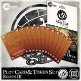 Guildball: Season 3 Plot Card Deck
