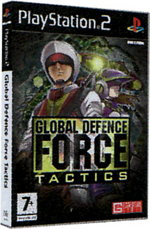 Global Defence Force Tactics for PlayStation 2