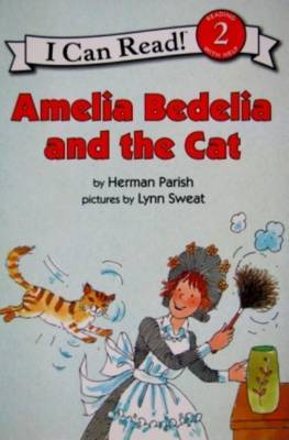 Amelia Bedelia and the Cat by Herman Parish image