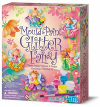 Mould & Paint Glitter Fairy