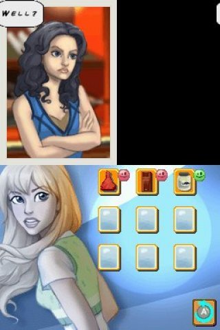 Nancy Drew: The Deadly Secret of Olde World Park for Nintendo DS image