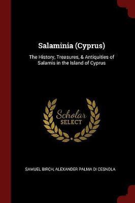 Salaminia (Cyprus) by Samuel Birch image