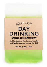 Whiskey River Co: Soap - For Day Drinking