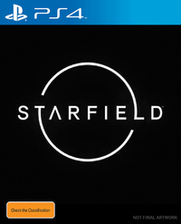Starfield for PS4
