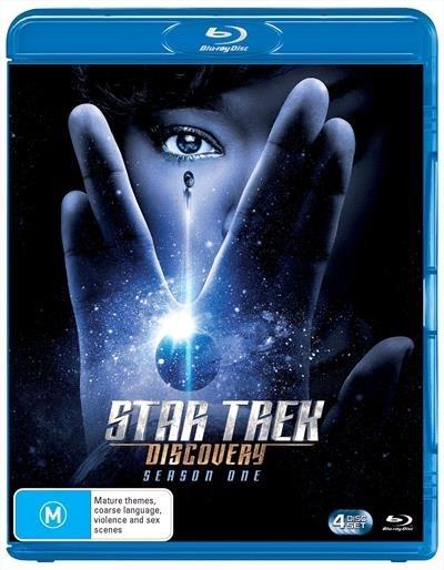 Star Trek Discovery: Season 1 on Blu-ray
