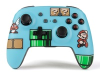 Nintendo Switch Wireless Controller - 8 Bit Mario Blue for Switch