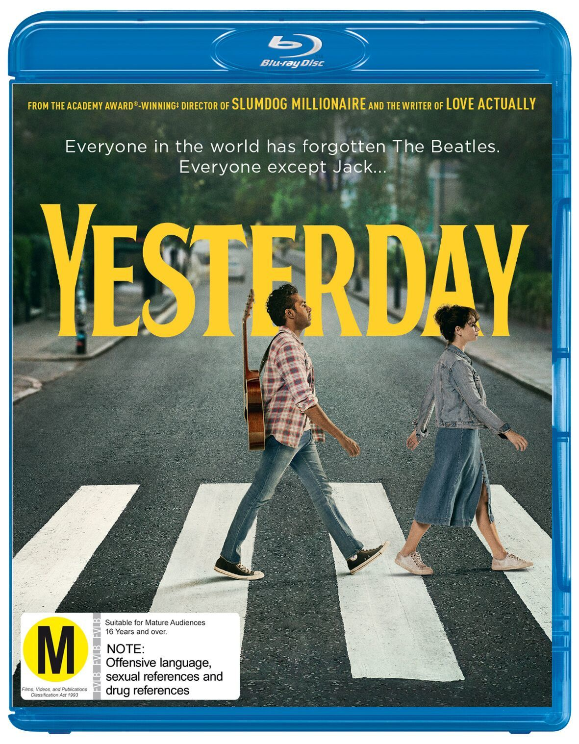 Yesterday on Blu-ray image