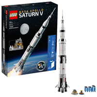 LEGO Ideas: NASA Apollo Saturn V - (92176)