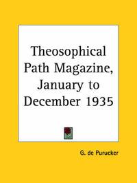 Theosophical Path Magazine (1935)