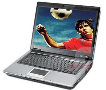 Asustek Notebooks F3Jc 15.4' T5600 1.8G 1GB 100G Go7300 Vista B image