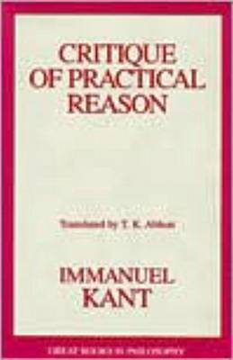 Critique Of Practical Reason by Immanual Kant image