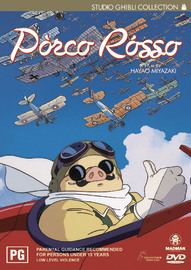 Porco Rosso on DVD