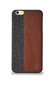 Maroo The Executive Snap-on Silm Profile Brown iPhone 6+ Case