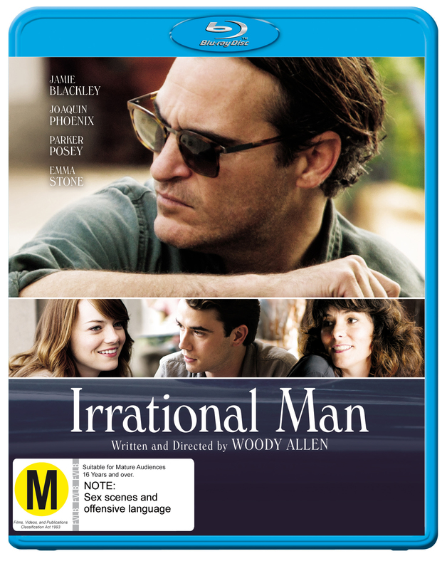 Irrational Man on Blu-ray