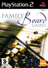 Family Board Games for PlayStation 2