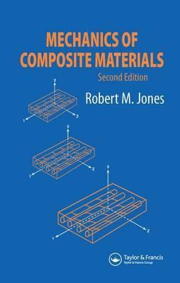 Mechanics Of Composite Materials by Robert M. Jones image