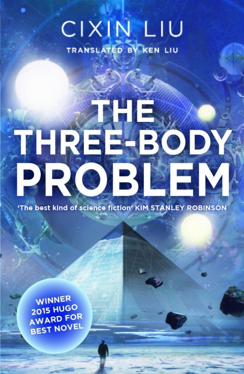 The Three-Body Problem by Cixin Liu image