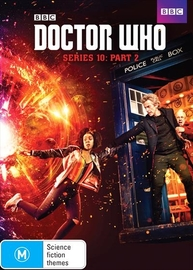 Doctor Who: Series Ten - Part Two on DVD image