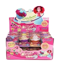 Cupcake Surprise - Mini Scented Doll (Blind Box)