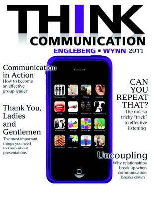 Think Communication by Isa N. Engleberg image