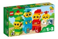 LEGO DUPLO: My First Emotions (10861)