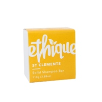 Ethique St Clements Shampoo Bar for Oily Hair (110g)
