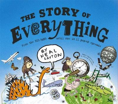The Story of Everything by Neal Layton image