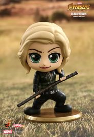 Avengers: Infinity War - Black Widow Cosbaby Figure