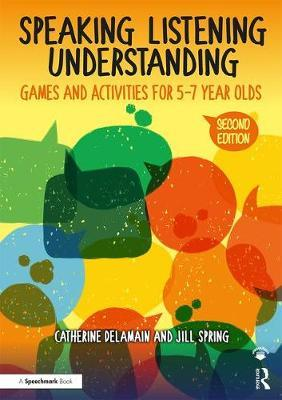 Speaking, Listening and Understanding by Catherine Delamain image
