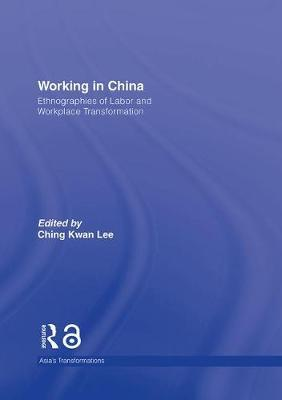 Working in China image