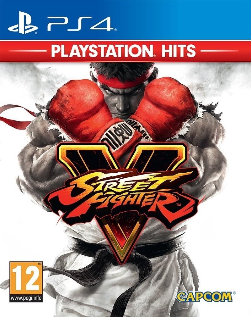 Street Fighter V for PS4 image